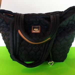 Brighton quitted tote bag